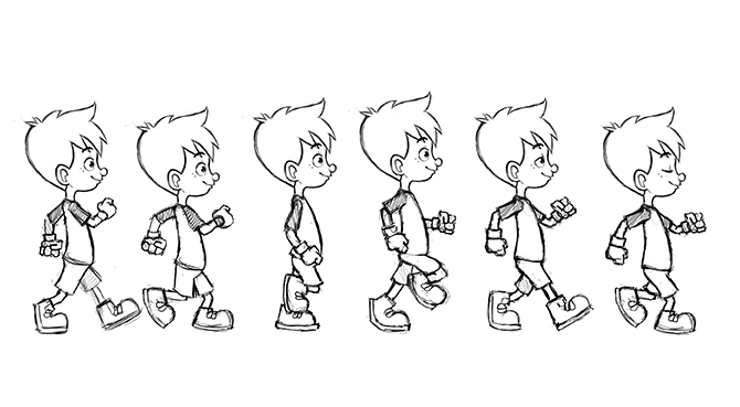 2D Animations Are Done By Hand Or Digitally Drawn It Is The Process Where