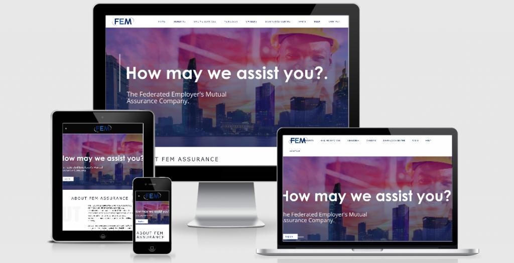 BWD 2018 website designs FEM