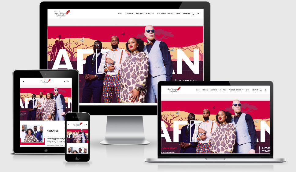 BWD 2018 website designs TheAfricanStoryTeller