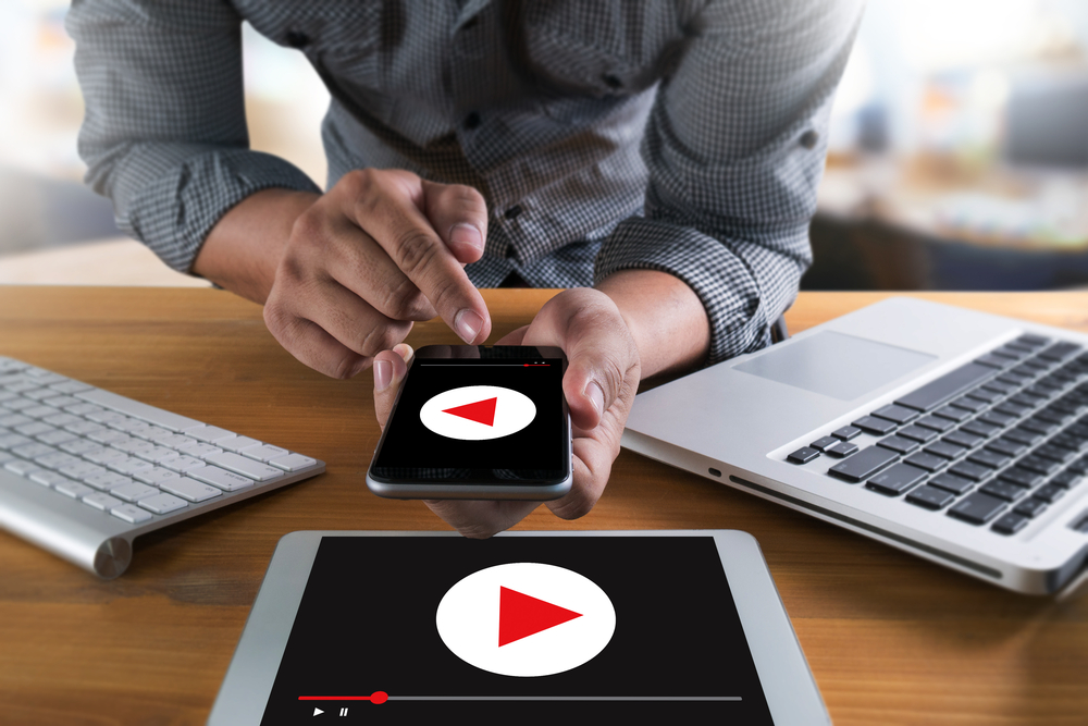 Business Video Blog