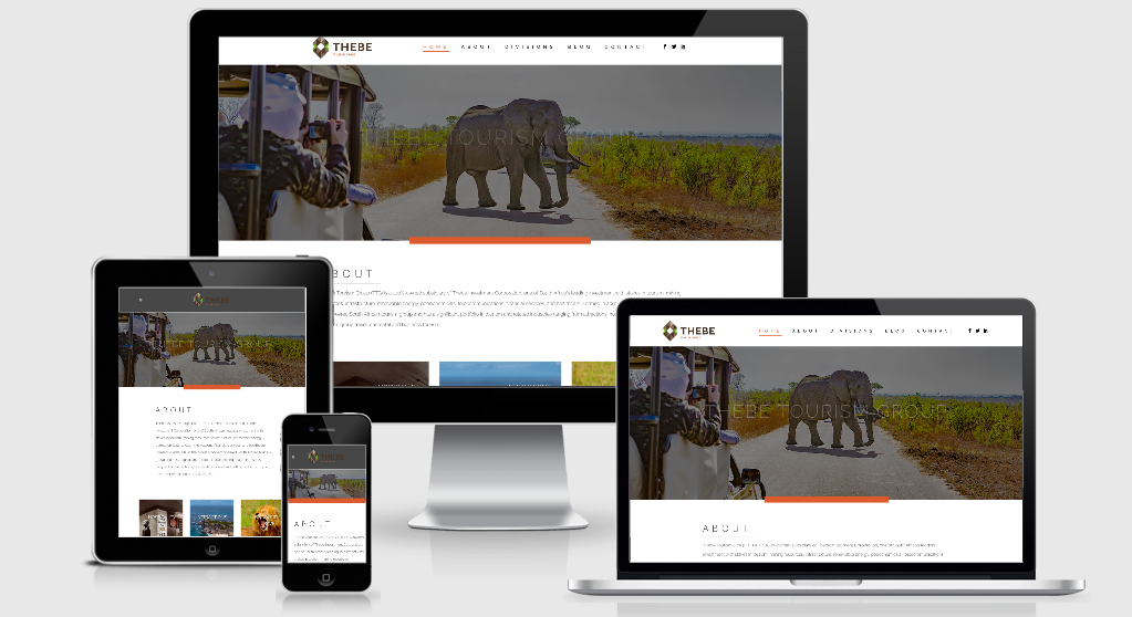 BWD 2018 website designs thebe tourism