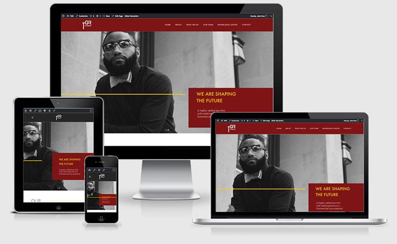 tgr-website